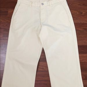 Bonobos Straight Leg Khaki Chinos Pants 32X32 New